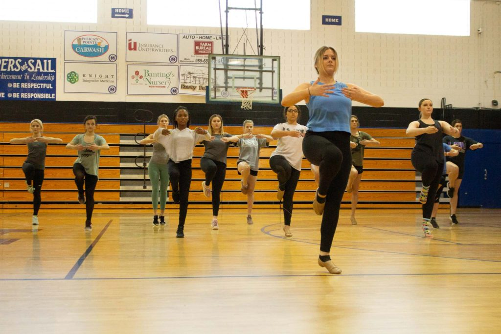 Dance and Cheer Prep Classes